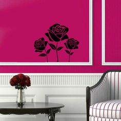 Wall Vinyl Decal Sticker Art Design Beautiful by VinylDecals2U, $24.65