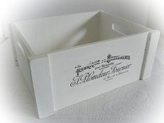 """Kisten & Boxen - Shabby Kiste """"Serrurerie"""" - ein Designerstück von Dragonflys-Home bei DaWanda"""