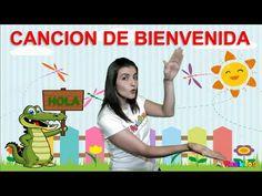 Cancion de bienvenida para niños - musica infantil - YouTube Sunday School, Spanish, Homeschool, Youtube, Family Guy, Teacher, Classroom, Instagram, Fun