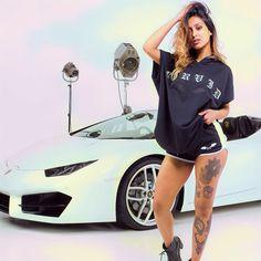 Solem Et Lunam - Sleeveless Hoodie Sleeveless Hoodie, Gym Shorts, Alternative Girls, Batwing Sleeve, Hot Pants, Bat Wings, Streetwear Fashion, Lamborghini, Street Wear
