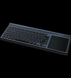 No need for a mouse -- this space-saving wireless PC keyboard has an integrated touchpad.  Learn more now!