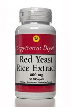 Red fermented rice for Dietary food