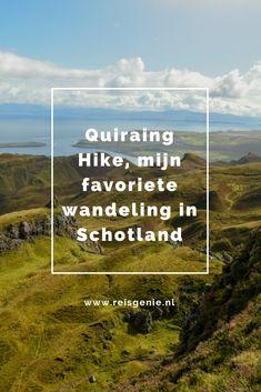 De Quiraing Hike is absoluut mijn favoriete wandeling in Schotland. Benieuwd wat je kunt verwachten? Ik vertel het je in dit artikel.