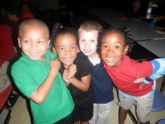 Club members at Boys & Girls Clubs of Middle Tennessee had a blast at our Glenview Club's Within Reach Back to School Family Night!
