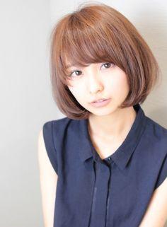 大人かわいいめちゃかわボブ【XELHA】http://beautynavi.woman.excite.co.jp/style/detail/53285?pint≪ #bobhair #bobstyle #bobhairstyle #hairstyle・ボブ・ヘアスタイル・髪型・髪形 ≫