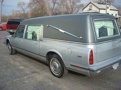 1987 Oldsmobile 88 Hearse