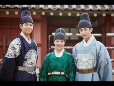 Love in the Moonlight Behind the scene (Funny and very sweet) - YouTube