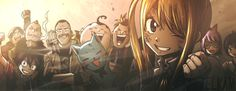 Completing something that was impossible is the best feeling - Fairy Tail ~ DarksideAnime