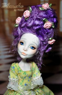 monster high inner monster custom - Google Search