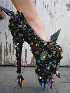 best gaga heels ever