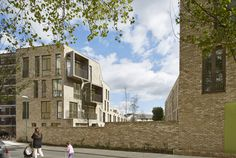 Gallery of Ely Court / Alison Brooks Architects - 6