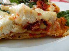 Skillet Spinach Lasagne  Underseasoned  #MyAllrecipes #AllrecipesFaceless