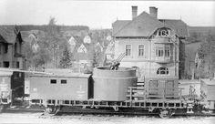 Leichte Eisenbahnflak