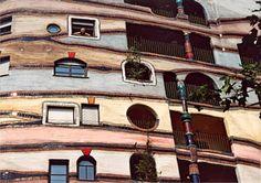 Architektur · Hundertwasser