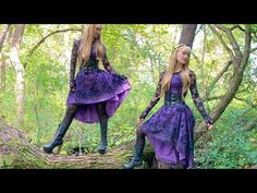 Imaginary (EVANESCENCE) - Harp Twins, Camille and Kennerly - YouTube Evanescence, Gif Of The Day, Green Day, Harp, Twins, Concert, Youtube, Instruments, Life