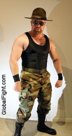 army drill sgt gay