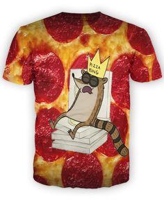 Pizza King Shirt