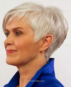 Unbelievable Short Hairstyles for Women Over 50 Gray Hair | … short haircuts for women over 50 to look Wise – Hair-styles.me The post Short Hairstyles for Women Over 50 Gray Hair | … sho ..