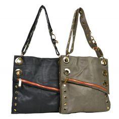 Hammitt Handbags On Sale | Home > Hammitt Los Angeles The Strip Cross-body with Red Zip
