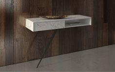 Console Atir carrara marble