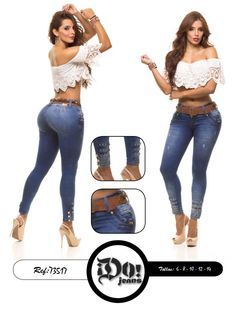 Pantalón colombiano Do! Jeans  +Modelos en:  http://www.ropadesdecolombia.com/index.php?route=product/category&path=112  #pantalones #jeans #pantalonescolombianos #pantalon