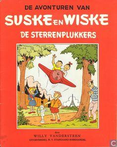 Strips - Suske en Wiske - De sterrenplukkers