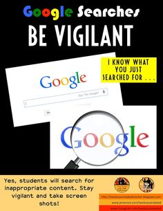 If you're going to use Google Classroom, one important tip:  random checks of site visitation histories.   Sometimes they will search for inappropriate content or visit time waster sites such as, their favorite TV show or Star.  Come find out more tips in my 2 part series on a 1:1 classroom.