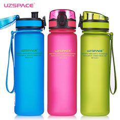 a prueba de fugas Y7 concepto deportivo Botella De Agua Eco Friendly de plástico libre de BPA de 1 litro