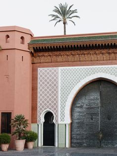 Quietude in Marrakech   Cereal Magazine