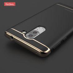 Für huawei honor 6x fällen luxus protective schutzhülle 3 in 1 harte pc hybrid case für huawei honor 6x telefon shell