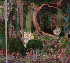 "Jan Toorop : ""The New Generation"" (1892) - Giclee Fine Art Print on Etsy, $9.99"