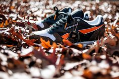 b66415830a926 Highs And Lows x  Reebok CL  Autumn Leaves   Sneakers  kicks  autumnleaves   autumn  HAL  highsandlows  retro