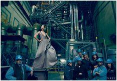 Annie Leibovitz to Vogue, February-2013