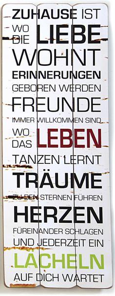 http://www.ebay.de/itm/Shabby-Chic-Dekoschild-Wandschild-Schild-Landhaus-Vintage-Holz-80-cm/201199670522?_trksid=p2054897.c100204.m3164                                                                                                                                                     Mehr