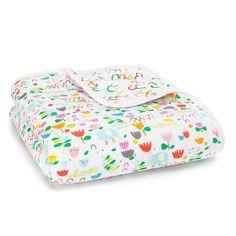 http://www.kidstoysonlineshopping.com/category/aden-and-anais/ Aden and Anais zutano® - fairground classic dream blanket