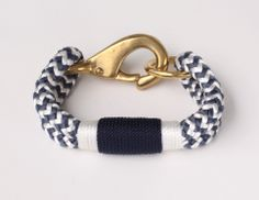 Navy and White Collection: