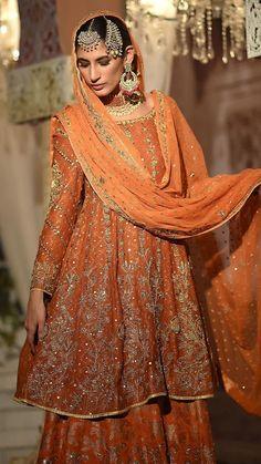Pakistani Wedding Outfits, Pakistani Bridal Dresses, Bridal Outfits, Bridal Lehenga, Shadi Dresses, Indian Dresses, Indian Outfits, Mehndi Outfit, Heavy Dresses