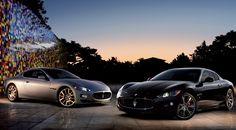 Maserati GranTurismo - because a girl can dream...