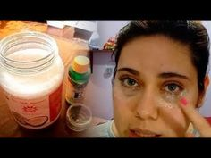 Eye Cream with Will Reduce Wrinkles and Make you Feel 5 Years Younger! Prévenir Les Rides, Creme Anti Rides, Scar Removal Cream, Under Eye Wrinkles, Face Wrinkles, Best Eye Cream, Skin Care Tips, Health And Beauty, Homemade