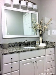 Bathroom Makeovers With White Cabinets pinolga barrios on bathroom remodeling ideas | pinterest