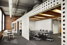 Mozilla YVR office by Hughes Condon Marler Architects Vancouver Canada
