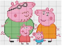 Healthy breakfast ideas for kids images clip art designs for women Cross Stitch Baby, Cross Stitch Charts, Cross Stitch Designs, Cross Stitch Patterns, Jumper Knitting Pattern, Knitting Charts, Baby Knitting, Cross Stitching, Cross Stitch Embroidery