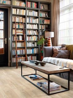 #DecorIdeasAccentsAccessories libreria-salon