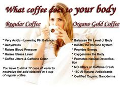 To know about Organo Gold, visit www.sexytastycoffee.organogold.com