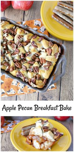Apple Pecan Breakfas