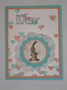 Baby Shower card (2014)