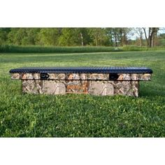 Camo truck box... kinda hides in the bed of your truck...  Or just looks bad a$$...