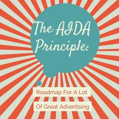 Learn AIDA and learn to be a great copywriting. Learning To Be, Copywriting, Online Marketing, Advertising, Shit Happens, My Love