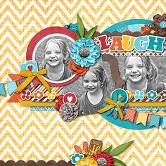 Laugh - Scrapbook.com