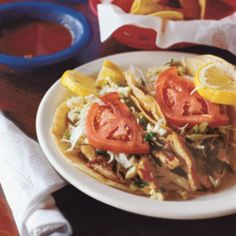 These tacos are named for the late, great Raphaela (Ralphie) Pazos, a longtime cook at San Antonio's Taco Haven.